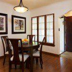 formal dining room glendale spanish home for sale