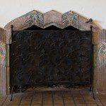 Batchelder or Clay craft Aztec series tile Glendale ca