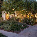 courtyard spanish in northwest glendale ca