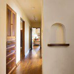 Glendale Ca Spanish Style home hallway