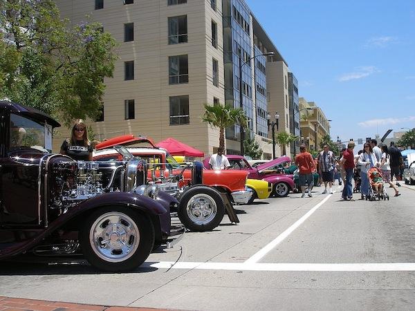 Pasadena Car Show Glendale DIGGS - Pasadena car show