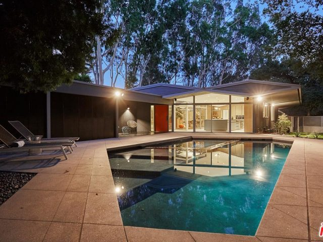 Mid Century Modern in Pasadena