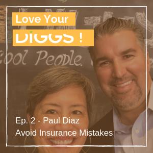 Podcast Graphic- Paul Diaz