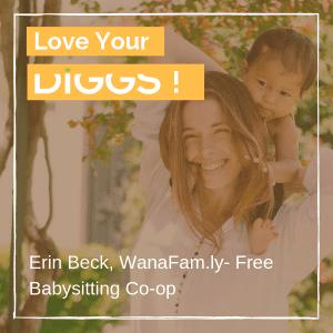 Erin Beck - Free Quality Babysitting - Glendale DIGGS