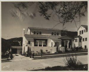1329 Rossmoyne in 1930's