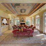 Kevin Costner Family Room
