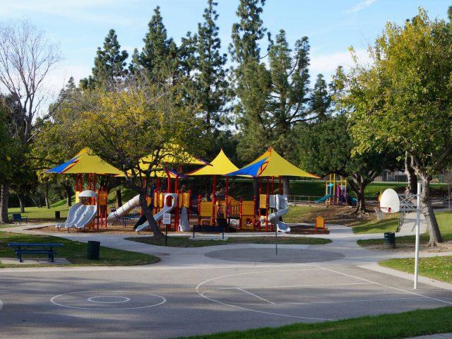 Two Stike Park in La Crescenta Ca