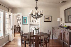 formal dining room pelanconi