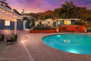 pool home for sale la crescenta