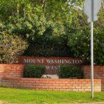 Mt. Washington West Entry
