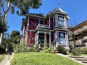 Charmed House in Angelino Heights