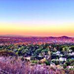 Echo Mountain View