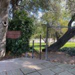 Glenwood Oaks Park Entrance
