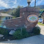 Glenwood Oaks Entrance
